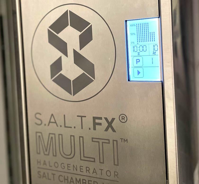 S.A.L.T. FX Multi Halogenerator